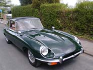 Jaguar E-Type Series 2  4.2 2+2