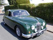 Jaguar MKII 3.4 Manual