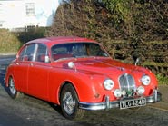 Jaguar MKII 3.8 Manual