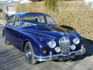 Jaguar MKII 3.8 Automatic