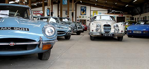 Classic Sportscar Centre