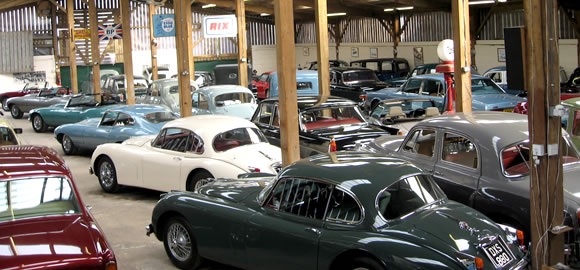 spanning ten decades of motoring